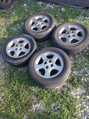 """4x100 15"""" Nissan se-l wheels for Sale in Pembroke Pines, FL"""