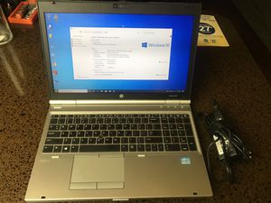 HP laptop i7 8GB 500GB Read Description for Sale in Tampa, FL