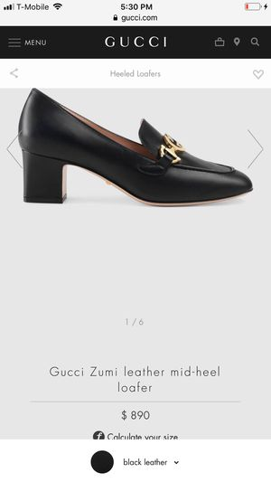 Gucci heels for Sale in Federal Way, WA