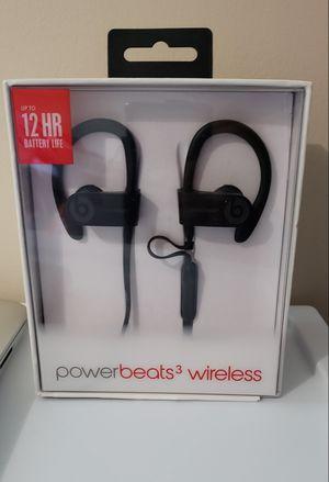 Powerbeats 3 Wireless earphones for Sale in Woodway, TX