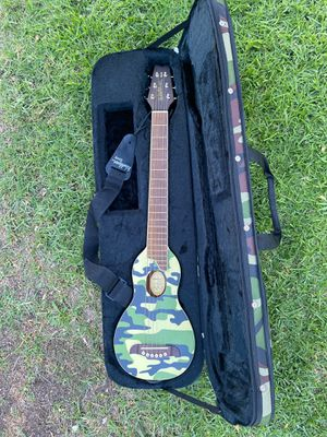 Washburn Rover Travel Guitar for Sale in San Diego, CA