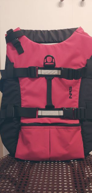 Large XL Dog Life jacket for Sale in Raymond, WA