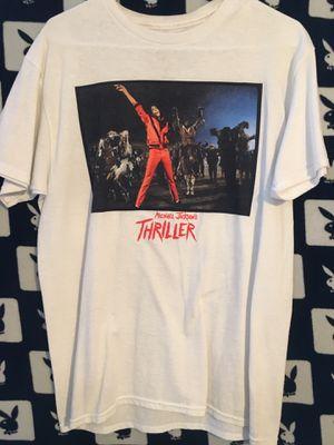 Micheal Jackson shirt for Sale in San Bernardino, CA