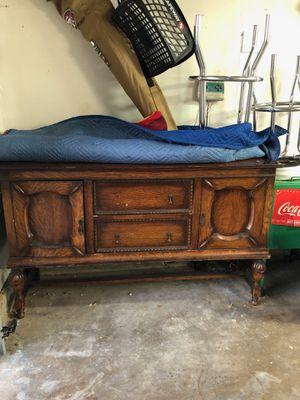 Antique hutch for Sale in Sacramento, CA