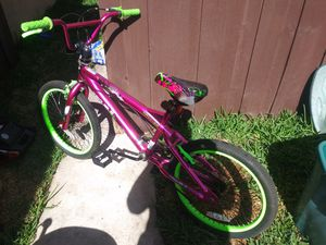 Bike kids bicycle brand new still has tags for Sale in Miami, FL