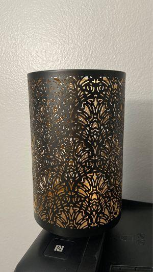 Black/Gold Cut Out Home Decor Vase Candle Holder for Sale in Las Vegas, NV