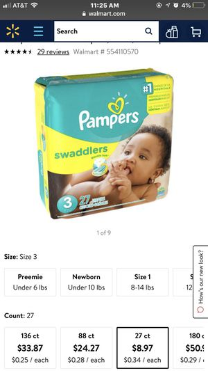 Diapers for Sale in Pearland, TX