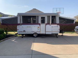 Fleetwood tent trailer/ camper for Sale in Fort Worth, TX