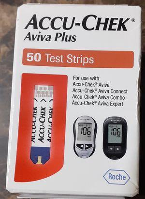 Accu-chek strips for Sale in Wichita, KS