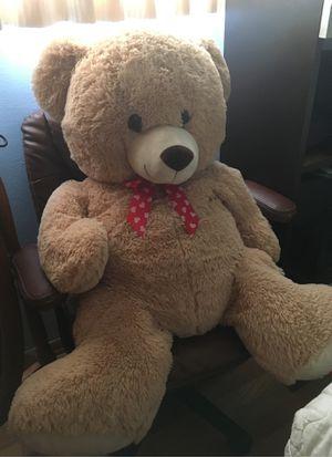 31inch Plush Teddy Bear for Sale in Portland, OR
