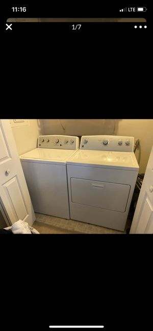 HE Kenmore Washer/Dryer for Sale in Raleigh, NC