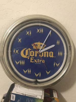 Corona antique wall bar clock for Sale in Glendale, AZ