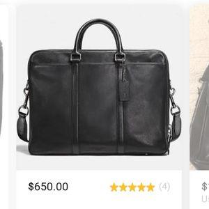 Coach Laptop Bag for Sale in Glendale, AZ