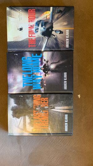 3 book series for Sale in Inwood, IA