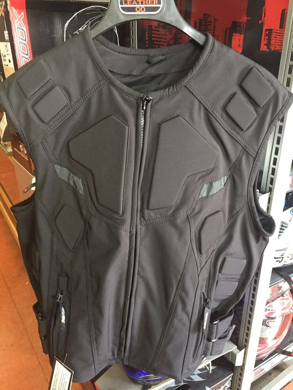 New motorcycle armor vest $90