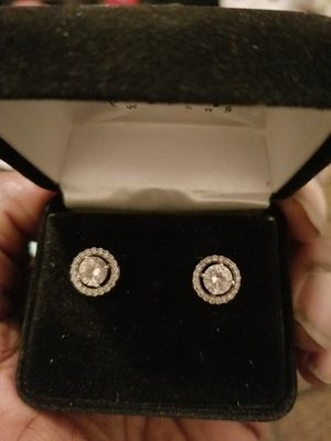 Women diamond earrings from Kay's jeweler asking $1000 or best offer for Sale in Cleveland, OH
