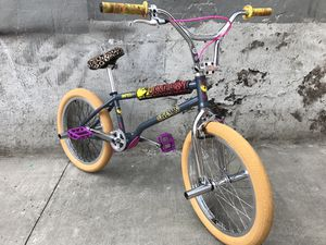 LIMITED EDITION BMX BIKE for Sale in Seattle, WA