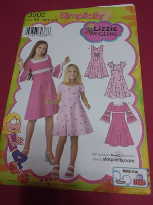 Brand new sewing pattern for girls for Sale in Arlington, TX