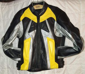 3rd Gear Leather Motorcycle Jacket for Sale in Hiram, GA