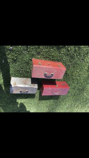 3 tool boxes for Sale in Parma Heights, OH