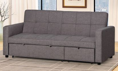 🔥New! Popular Grey urban 2ADULT sofa bed sleeper for Sale in San Diego,  CA