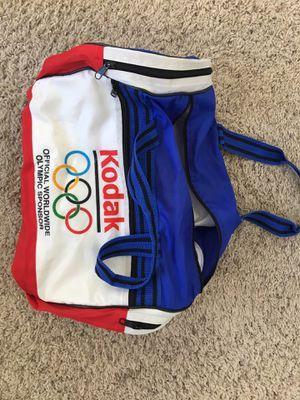 Vintage Kodak Olympics gym bag for Sale in Edmonds, WA