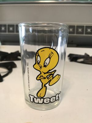 Tweety bird glass for Sale in Providence, RI