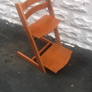 Kids Growth Adjustable Chair Solid Wood for Sale in Boston, MA