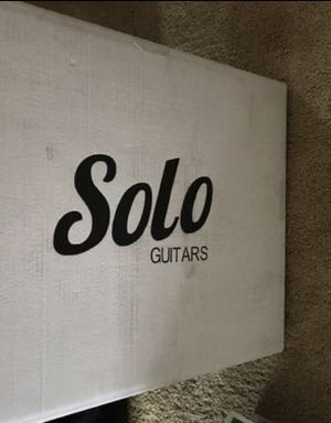 Solo Telecaster style kit guitar for Sale in Round Lake Heights, IL
