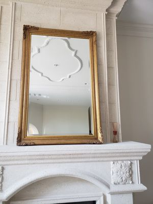 Antique mirror, New condition. H-68 in. x W- 44 in. for Sale in West Palm Beach, FL