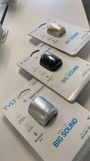 TYLT Mini Boom Portable BT Speaker for Sale in Weston, WI