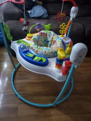 Fisher price jumperoo for Sale in Bridgeville, PA
