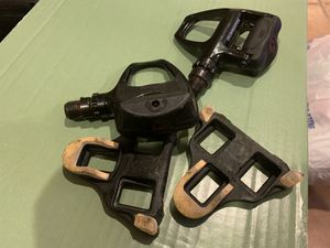 Shimano Road Bike Pedal and cleats for Sale in Germantown, MD