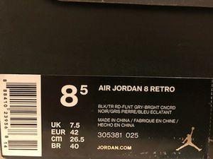 Jordan aqua 8s for Sale in San Francisco, CA