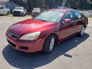 2006 Honda Accord Sdn for Sale in Tampa, FL