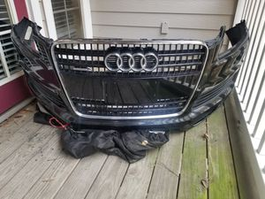 2007-2009 Audi Q7 S-Line Front Bumper for Sale in Duluth, GA