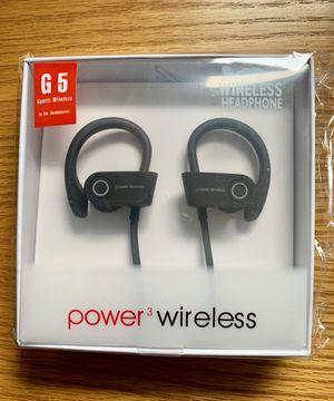 G5 Power Wireless Earphones for Sale in Norco, CA