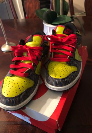 Premium Nike Kermit dunks size 6 woman for Sale in Miami, FL