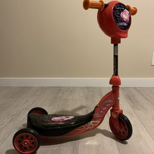 Red Toddler Scooter With Storage for Sale in West Palm Beach, FL