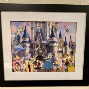 Disney Character Pin Art for Sale in Anaheim, CA