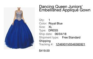 Prom Dress for Sale in Detroit, MI