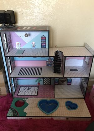 LOL Doll House (house only) for Sale in Vallejo, CA