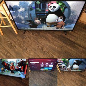 "55"" TCL 4K UHD ROKU SMART TV for Sale in Dallas, TX"