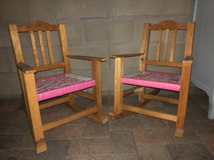 Kids handmade rocking chairs new for Sale in East Los Angeles, CA