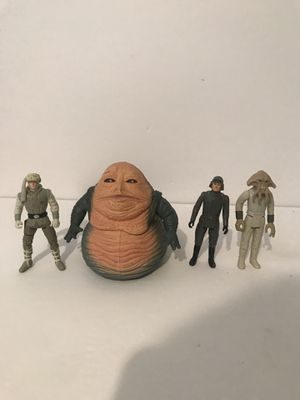Vintage Kenner Star Wars Action Figures Collection 1980s-1990s for Sale in Orlando, FL
