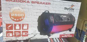 Portable bazooka speaker for Sale in Dallas, TX