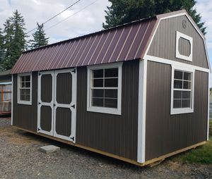 Graceland Portable Buildings Lofted Barn Storage Utility Garden Tool Shed for Sale in Snohomish, WA