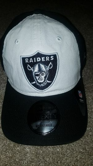 Raiders hat for Sale in Henderson, NV