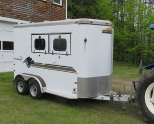 AN AWESOME 2 Horse Trailer FOR SALE.$1000 for Sale in Seattle, WA