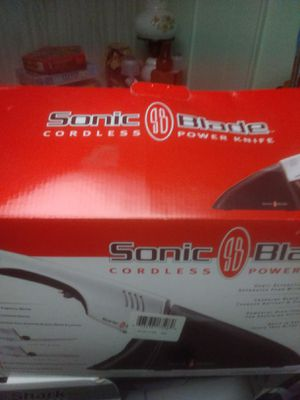 Sonic blade cordless power 🔪 for Sale in HOFFMAN EST, IL